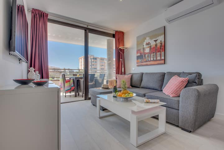 Modern 2 Bedroomed Los Cristianos with terrace