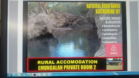 Emungalan Rural Private Room 2