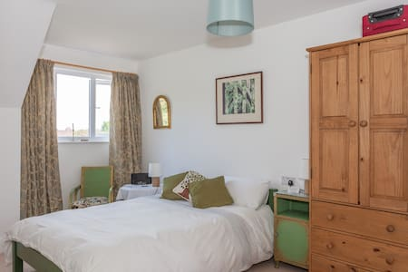 Ensuite 5 min walk to clifftop - Bournemouth - Lakás