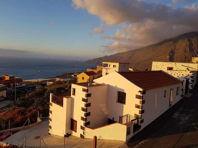 Apartamento NISDAFE (Terraza y barbacoa privada)