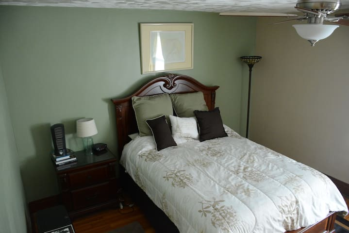 Cozy 2nd Floor Flat - Lackawanna - Casa