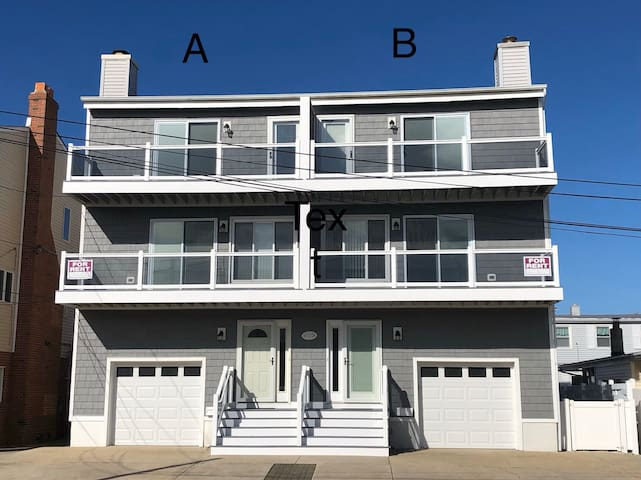 Across from the beach, close to shopping   507B