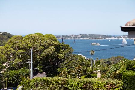 Brand New Harbour View Apartment - Mosman