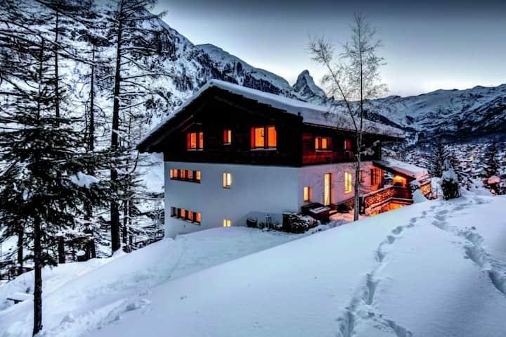 TOP Grand Chalet 10BD Spacious Ski