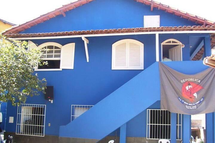 Ouro Preto - Hospedagem