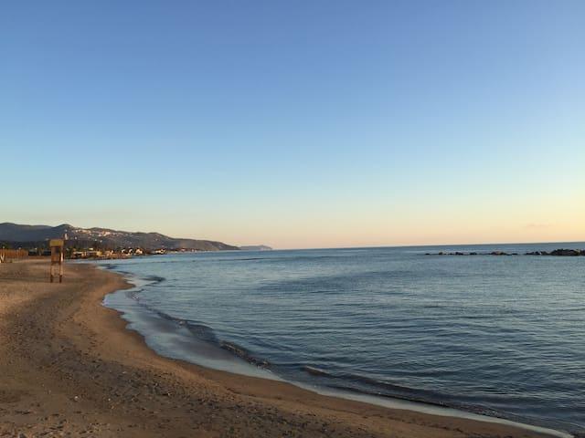 Wohnung 100 m vom Meer im Herzen des Cilento - Casal Velino - Huoneisto