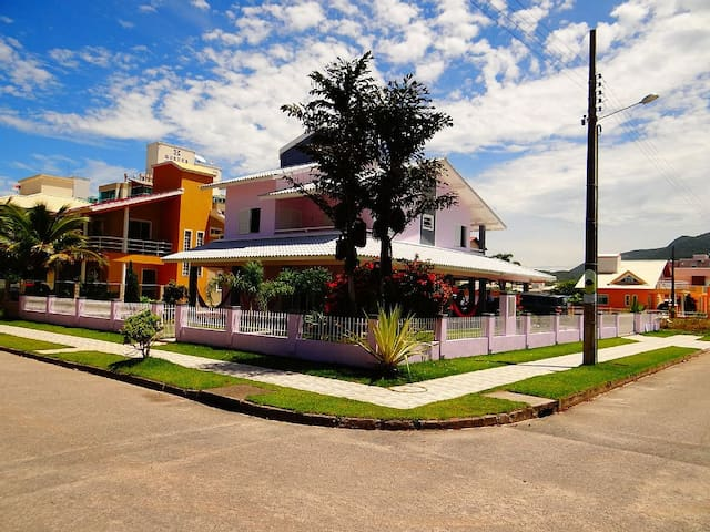Casa de Praia em Palmas do Arvoredo - Governador Celso Ramos - House