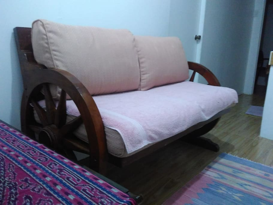 Filipino native sofa