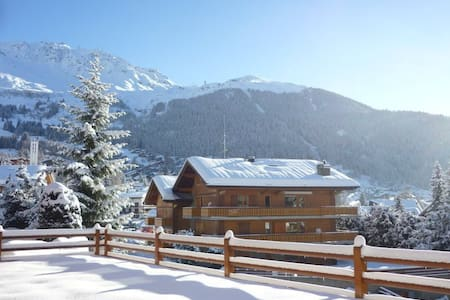 Double room in central Verbier - Bagnes - Apartment