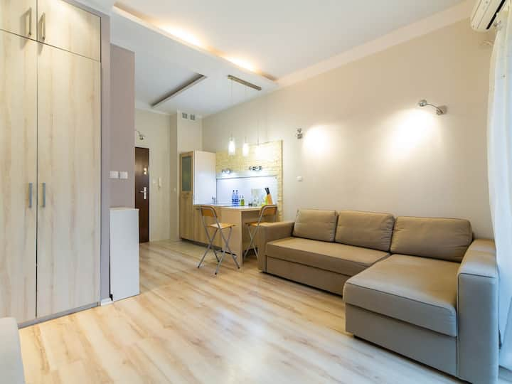 A charming apartment in an ideal location - close to everything