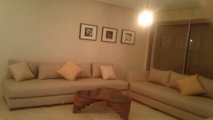 Appartement contemporain Prestigia Fes