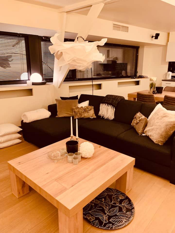 Nice & cosy dakappartement in Geluwe
