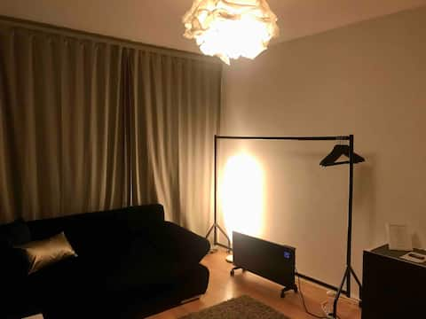 CityCenter private flat 30qm fair/tourism