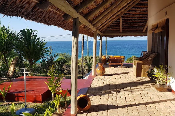 Beach house in Tofinho Inhambane
