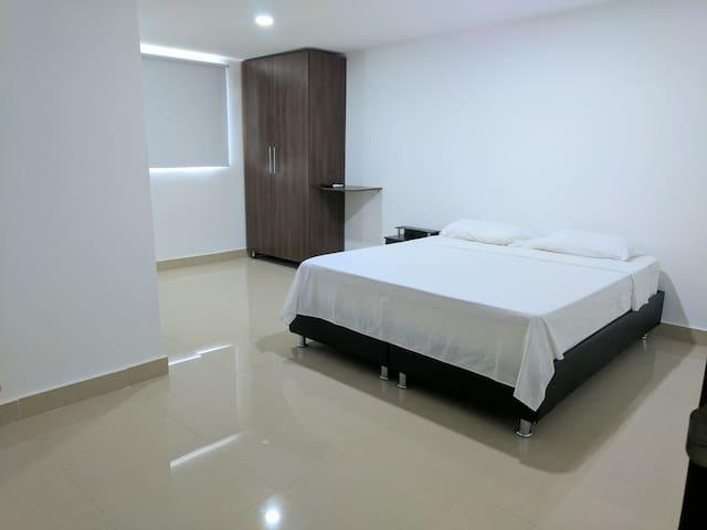 Habitación 314 tipo Suite Hotelera con Aire