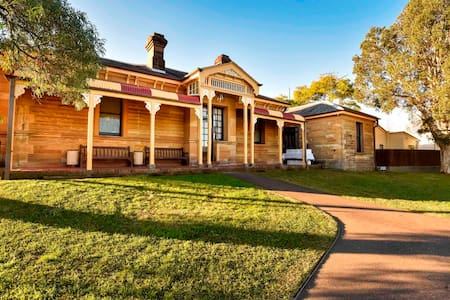 The Superintendent's Residence - Centennial Park