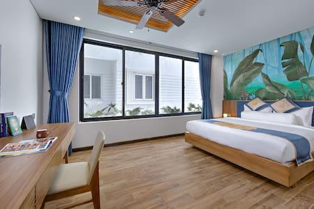 Spacious and stunning room