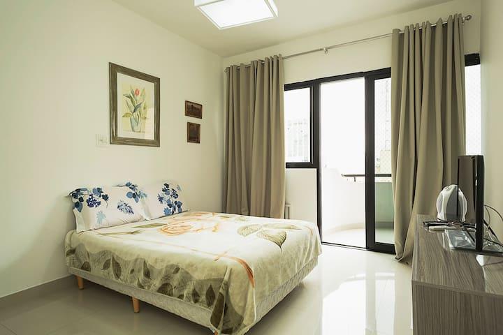 Flat para executivos em Alphaville - Barueri - Apartment