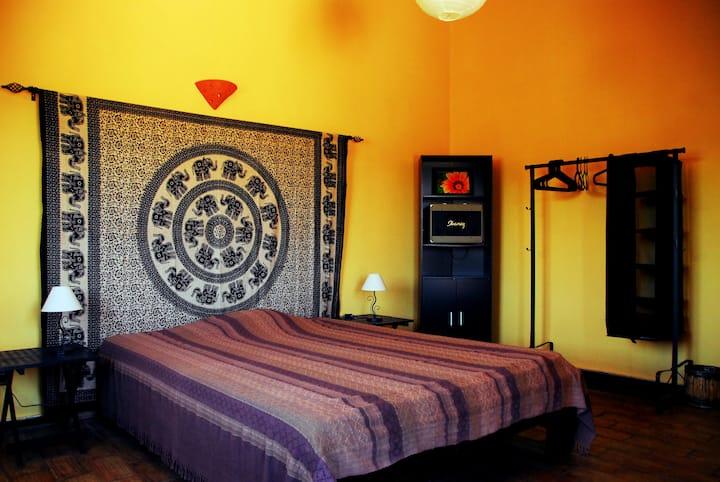 Chambre double chez Pequeno Castelo