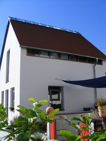 AlbergoCentro - Hüfingen - Dům