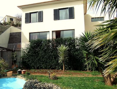 Modern 2Bedroom house with a view Madeira - Gaula - Haus
