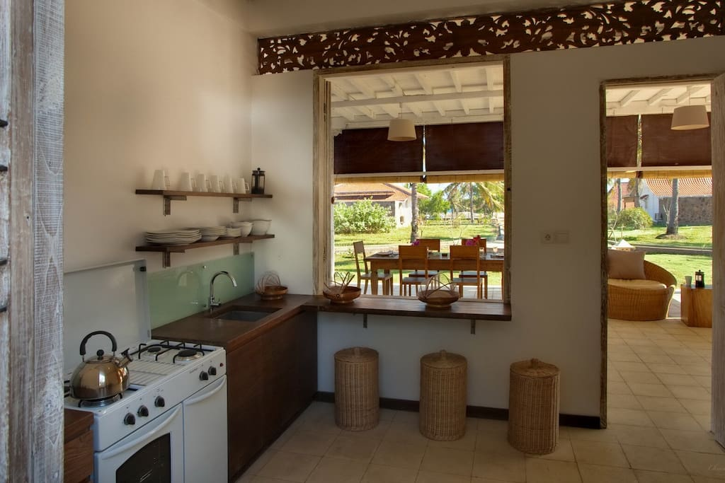 Gili Eco 2 Storey Villa