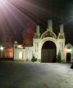 Есенинский дом,дача,камин,удобства. - Высокое