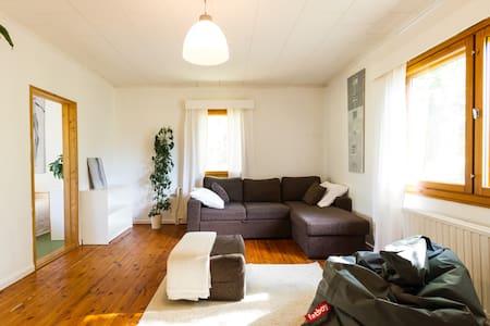 Idyllic house, 100 m2, Rovaniemi - 罗瓦涅米(Rovaniemi) - 独立屋