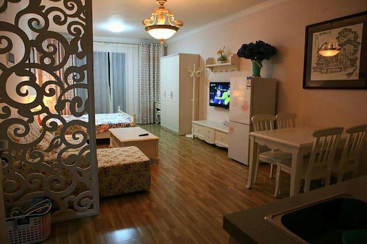 Single room ,large balco 单间海景房,超大阳台 - 乐东县 - Huoneisto
