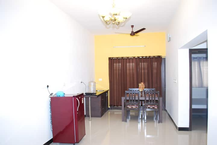 3 BHK Serviced Apartment @ Maduraa