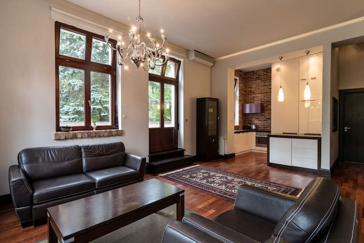 Gustowny apartament o pow. 82m2
