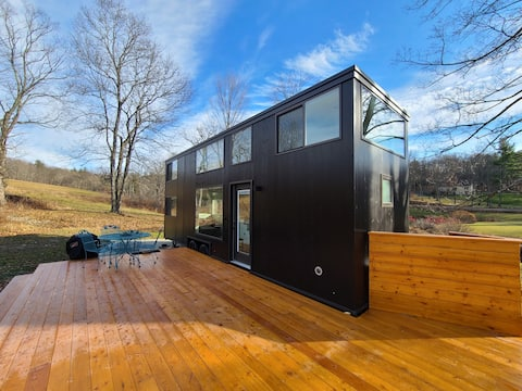 Tiny House Amid the Grandeur of The Hudson Valley