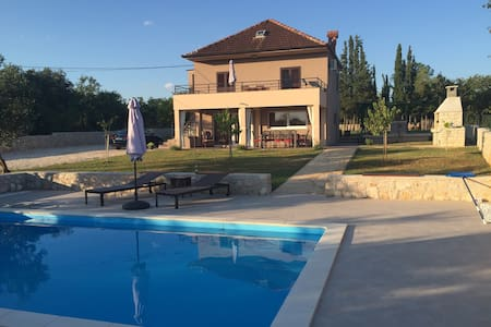 Villa Nar - Holiday Home near Zadar - Galovac/Zadar