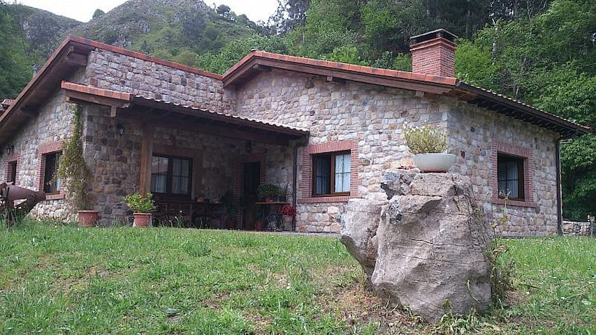 SITIO TRANQUILO, CENTRICO Y SOLEADO - Oriente de Asturias - Casa