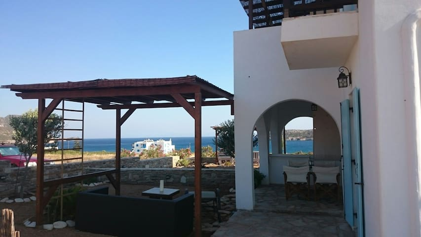 Luxury apartments in Antiparos 45sq