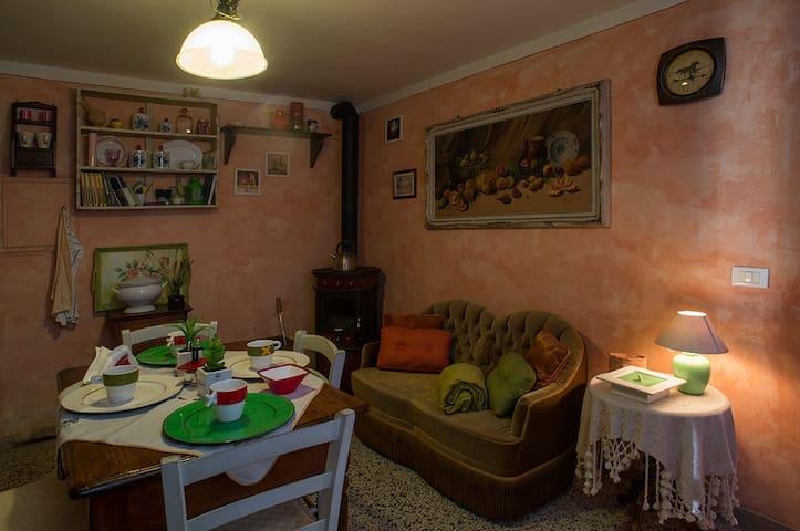 Casa Roberto Benigni - Monte San Savino (Ar)