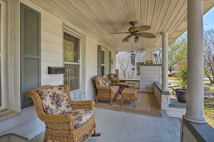 Cozy Craftsman Style Home in Downtown Bartlesville