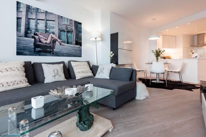 Marina Botafoch apartment Ibiza