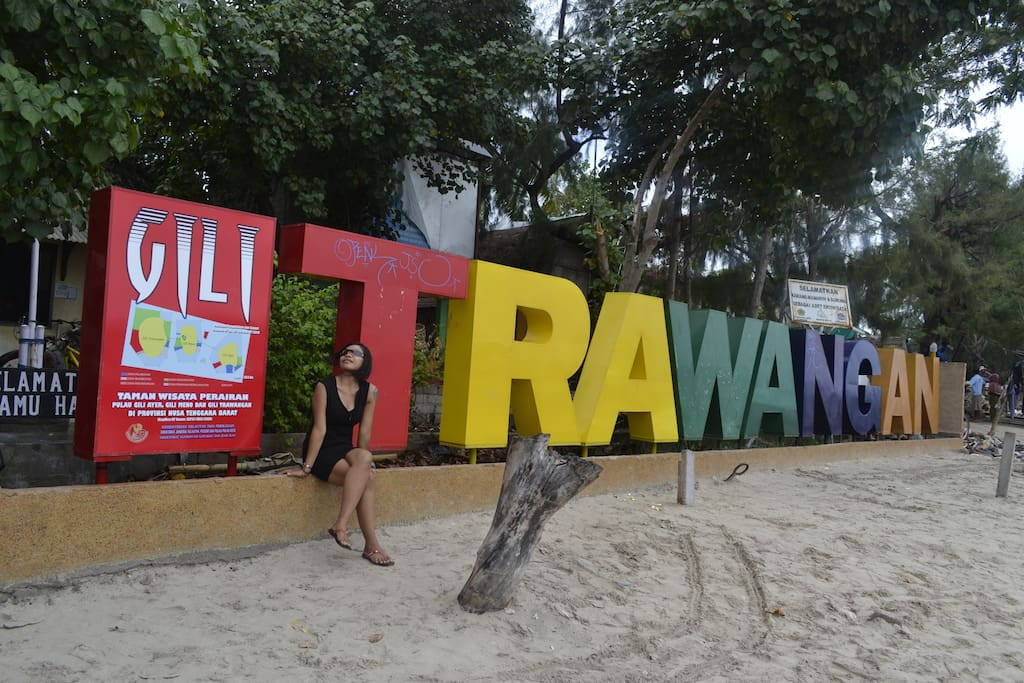 The Welcoming site of Gili T