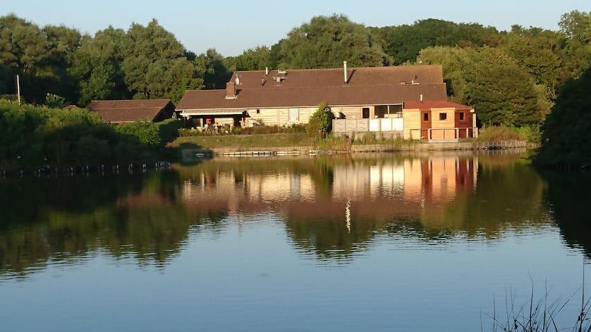 Gemuetliches Haus am See