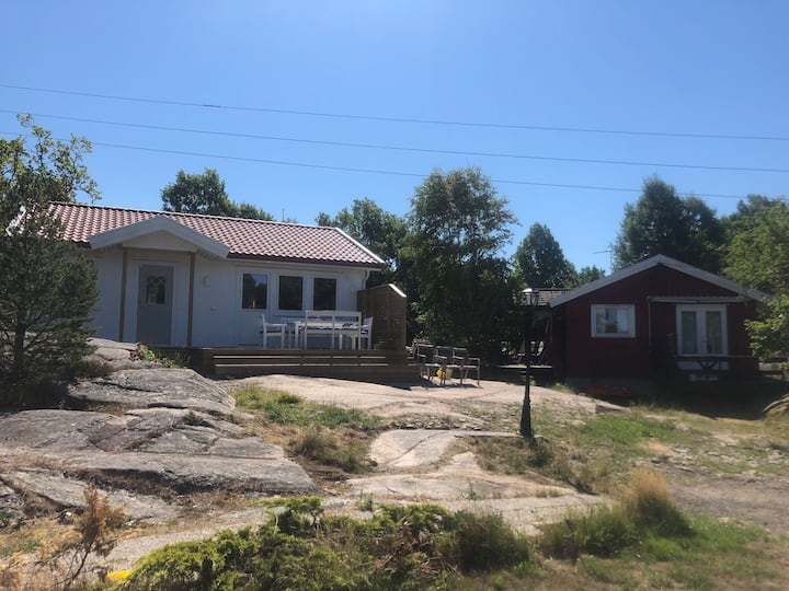 New cottage at idyllic Hvaler close to water