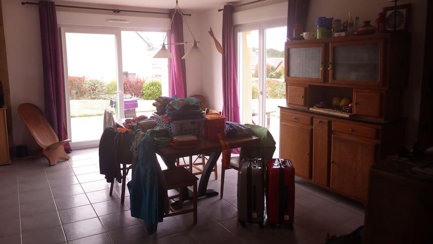 Maison au calme et à la campagne - Troguéry - House