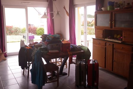 Maison au calme et à la campagne - Troguéry - Σπίτι