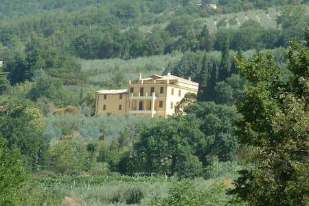 Villa Val d'Olivi, a 3 km da Assisi - Assisi