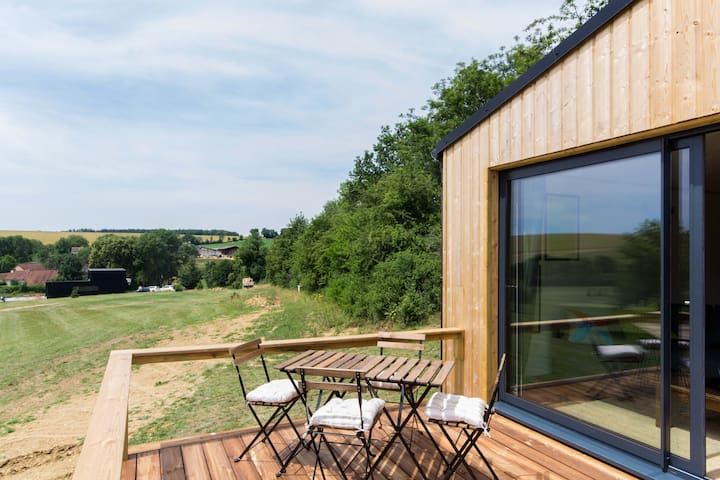 Contemporary cottage in the countryside - Salives - Ev