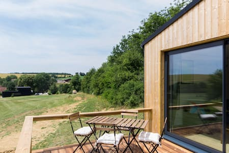 Contemporary cottage in the countryside - Salives - Hus