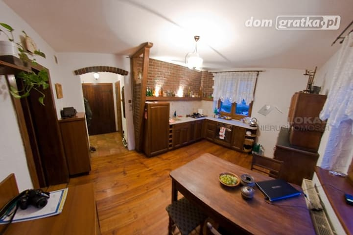 Contry style flat - Zabrze - Apartment