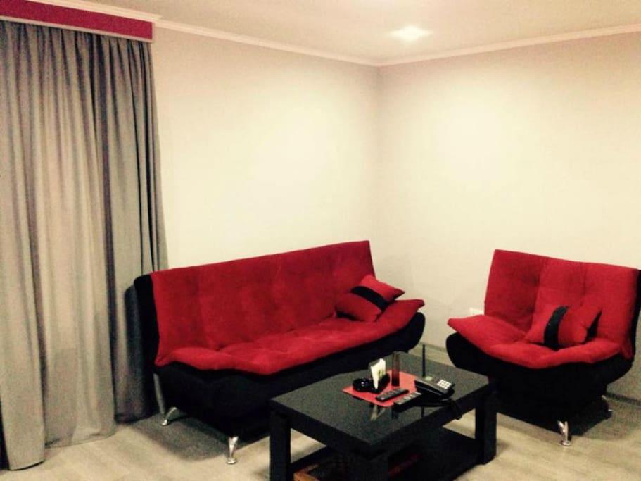 salon(2-rooms)