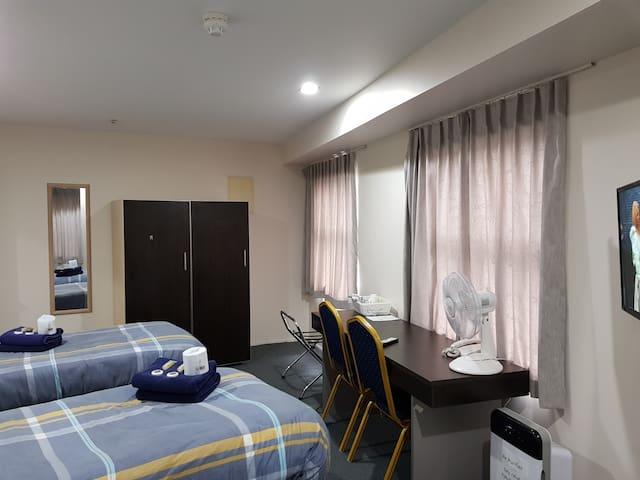 Studio Apartment in Central Auckland CBD