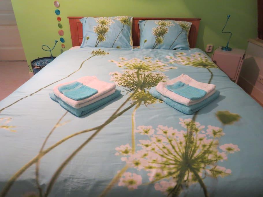 Kamer 3 - ook geschikt voor gezinnen